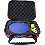 NiceCool® Portable Outdoor Sleeve Protective Pouch Bag Cover Case For Logitech UE Roll 360 / UE Roll 2 Wireless Portable Bluetooth Speaker (Skull)
