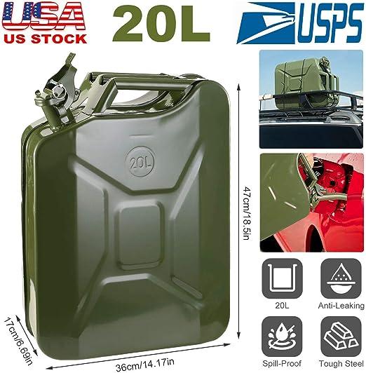 Amazon.com: NATO bidón para gasolina, diésel o ...