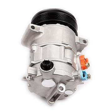 Amazon com: cciyu AC Compressor and A/C Clutches Set for