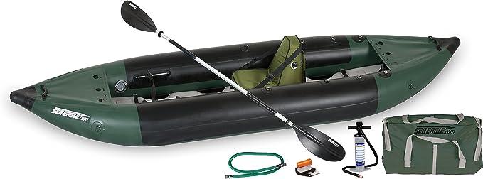 Sea Eagle 350FX Inflatable Fishing Explorer