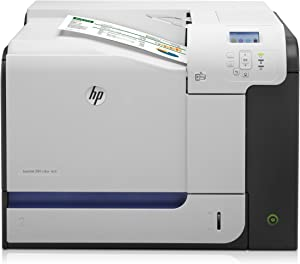 HP Laserjet Enterprise 500 Color M551n, (CF081A)