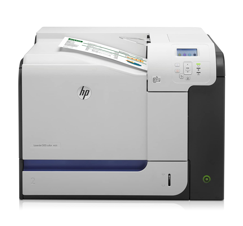 Amazon.com: HP Laserjet Enterprise 500 Color M551n, (CF081A): Electronics