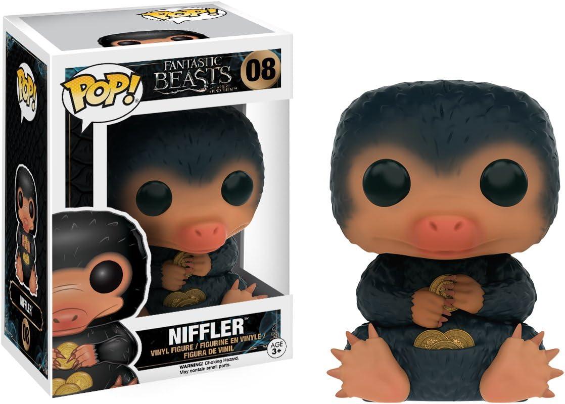 Funko- Niffler Figura de Vinilo, colección de Pop, seria Fantastic Beasts, Multicolor, Standard (10408): Funko Pop! Movies:: Amazon.es: Juguetes y juegos