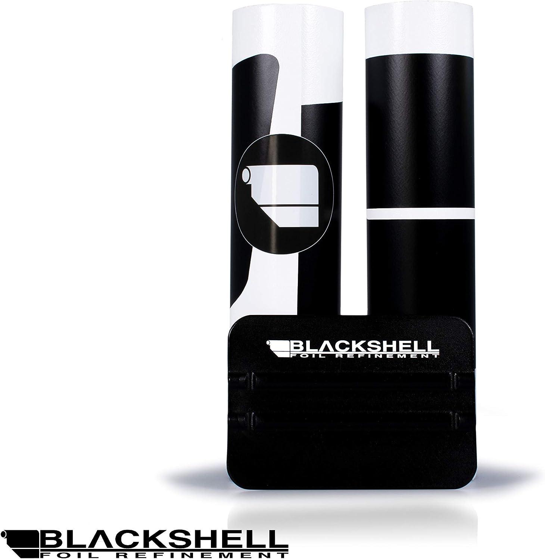 passgenaue Lackschutzfolie Einstiegsleisten Set inkl Auto Schutzfolie Premium Rakel f/ür Juke ab 2010 Carbon Matt BLACKSHELL Ladekantenschutz