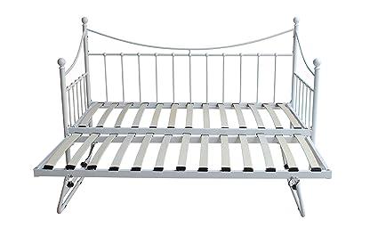 Nuevo DuraTribe Metal forma de formar un colchón para invitados con marco de bajo-cama