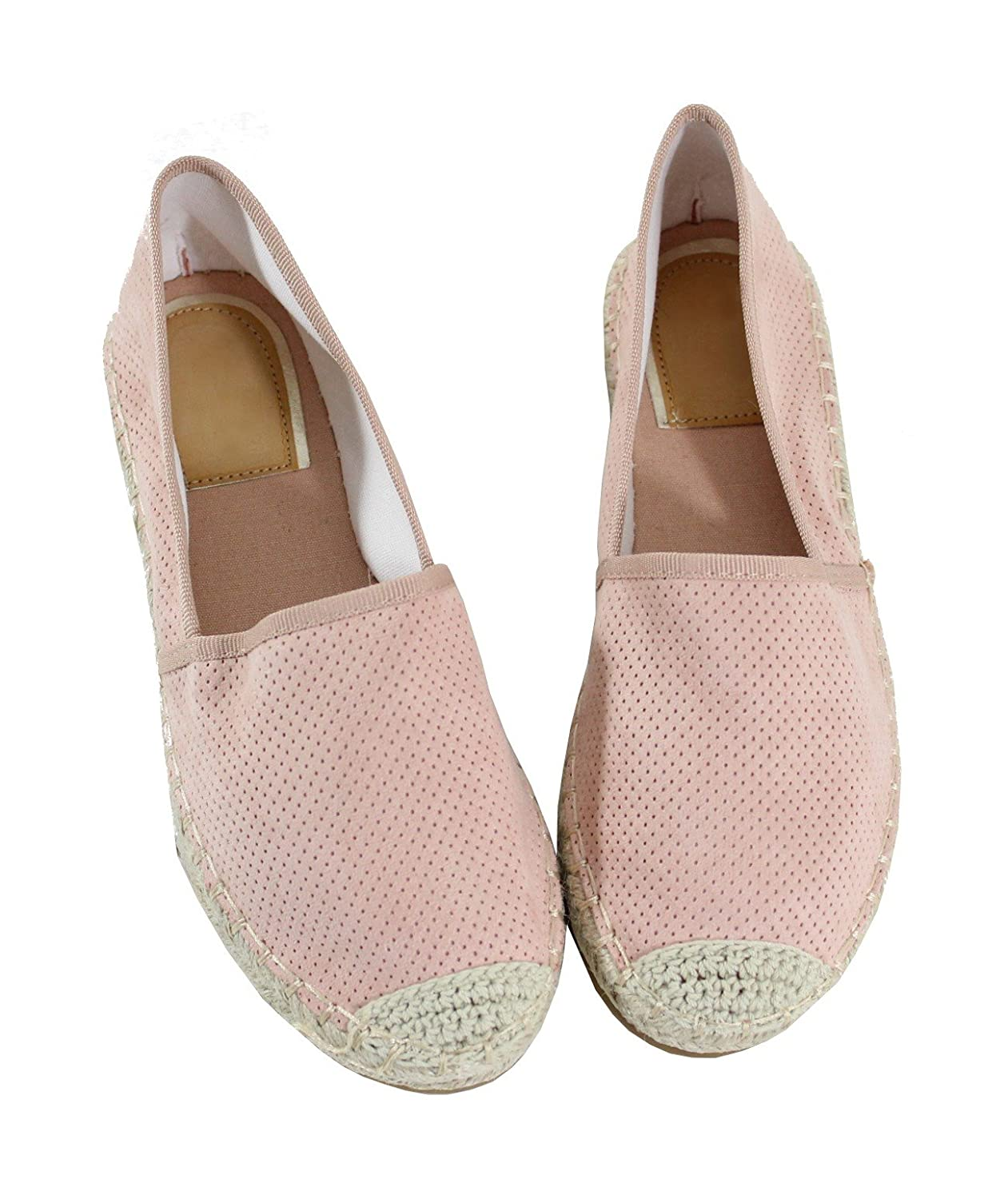By Shoes Espadrillas Donna Rosa Rosa Rosa 5ab7b5