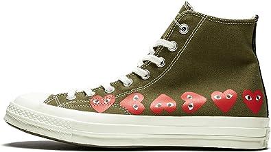 Converse Chuck 70 CDG Hi (Fir Green