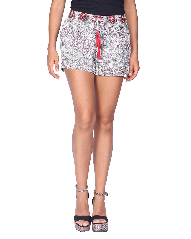 Kaporal Women's Shorts NAJIE - Multicoloured, US Size: M/UK Size: L