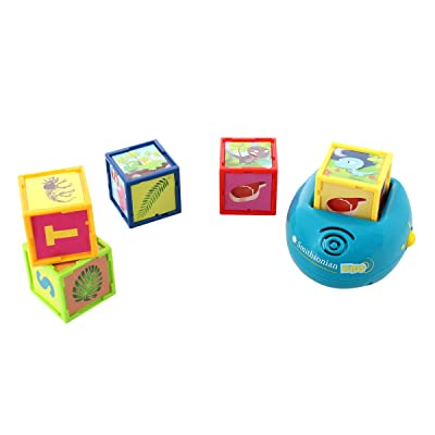 Smithsonian Kids Interactive Dino Cubes: Toys & Games