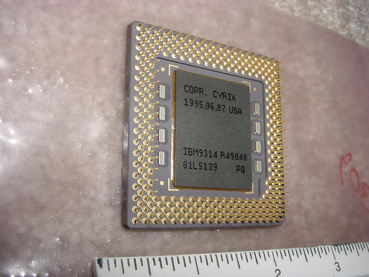 6x86L-PR166+GP 133MHz Cyrix