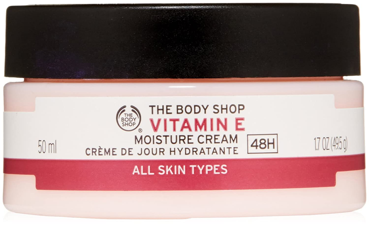 The Body Shop Vitamin E Moisture Cream - 50ml 1060709