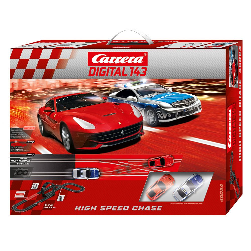 Carrera Digital 143 - High Speed Chase