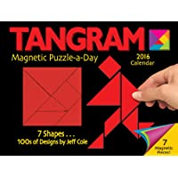 Tangram Magnetic Puzzle-a-Day 2016 Calendar