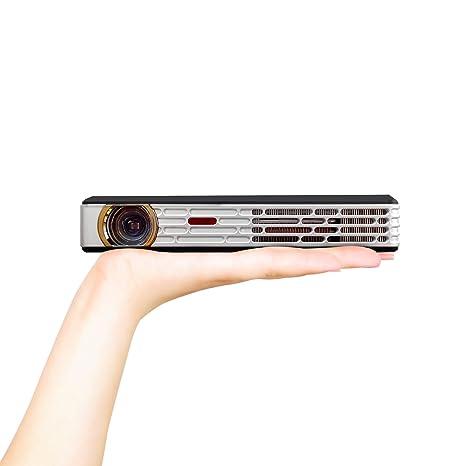 Amazon.com: neojdx Vista V2 3d HDMI Handheld Proyector de ...