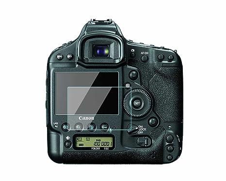 Canon EOS 1Ds/1d X Mark II LCD protector de pantalla Foils 0,33