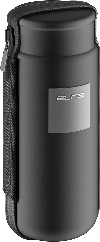 Elite Takuin - Caja de almacenamiento para herramientas de ciclismo, Black/Cloud Grey, Fits any standard Elite bottle cage: Amazon.es: Deportes y aire libre