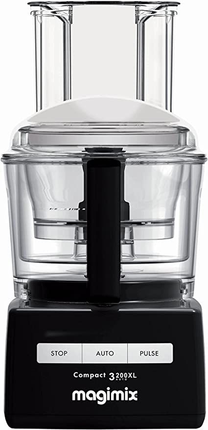 Magimix 3200 XL Robot de cocina Negro - exprimidor incluido 85316EA: Amazon.es: Hogar