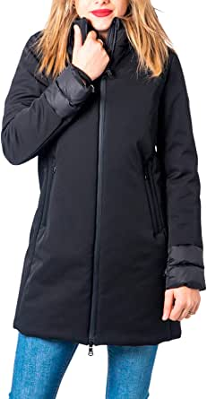 Hox Piumino Lungo Donna Technical Coat xd4751