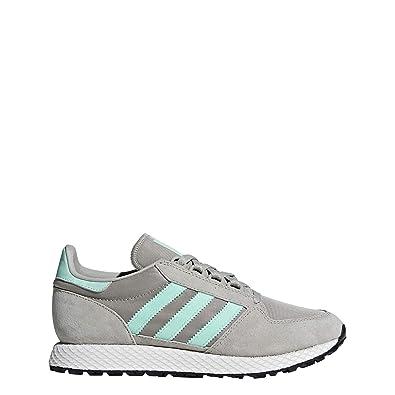 adidas Forest Grove W Schuhe beige türkis Damen Schuhe
