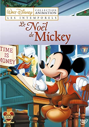 Le Noel De Mickey Amazon Fr Burny Mattinson Don Bluth Jack