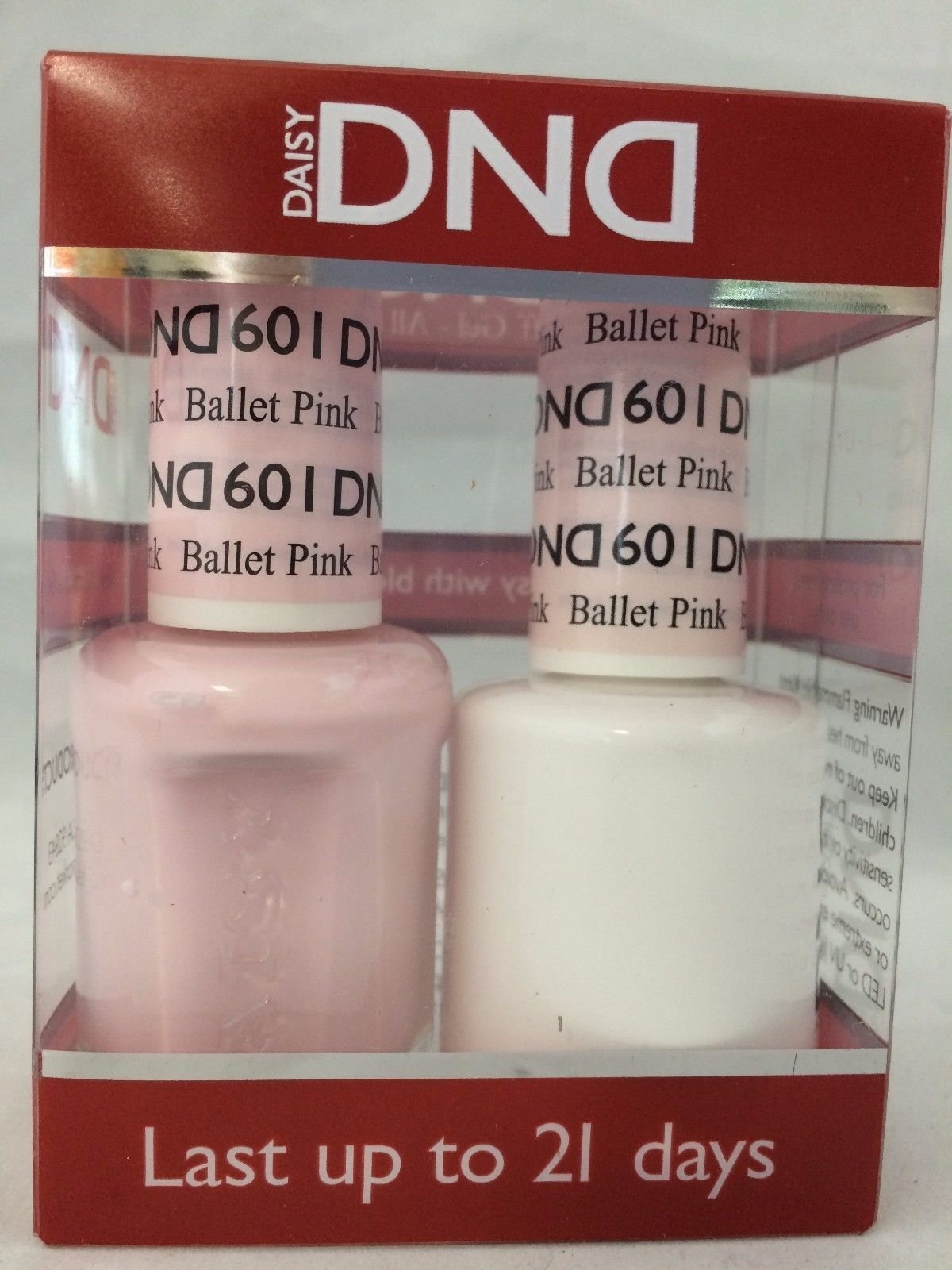 Amazon.com : DND DAISY GEL UV NAIL POLISH - DUO SET(Gel + Lacquer ...