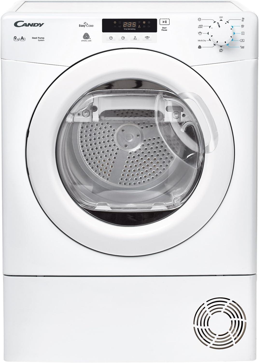 Candy SLH D913A2-S - Lavadora-secadora: Amazon.es: Grandes ...