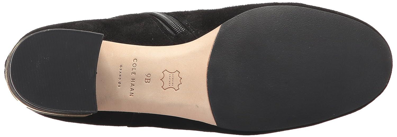 Cole Haan Women's Arden Grand Bootie Ankle Boot B01MR9FFG7 8 B(M) US|Black Suede