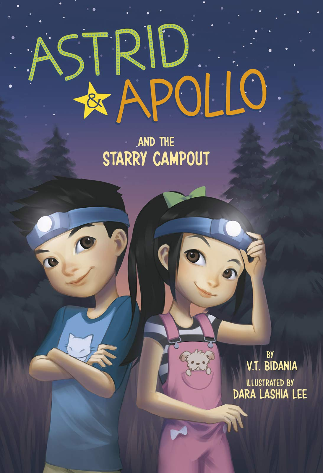 Astrid and Apollo and the Starry Campout: Bidania, V.T., Lee, Dara Lashia:  9781515861317: Amazon.com: Books