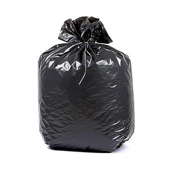 delaisy Kargo 124108 bolsa para basura, 35 µ, 110 L, negro ...