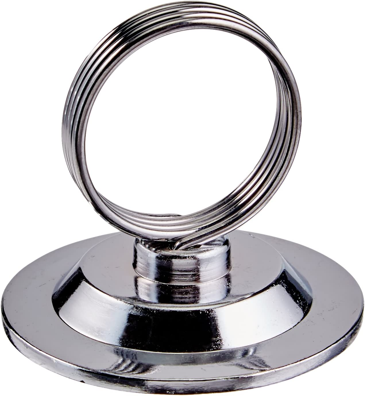 stainless steel card/&recipe/&table Number holder,new for hotel,restaurant dinning