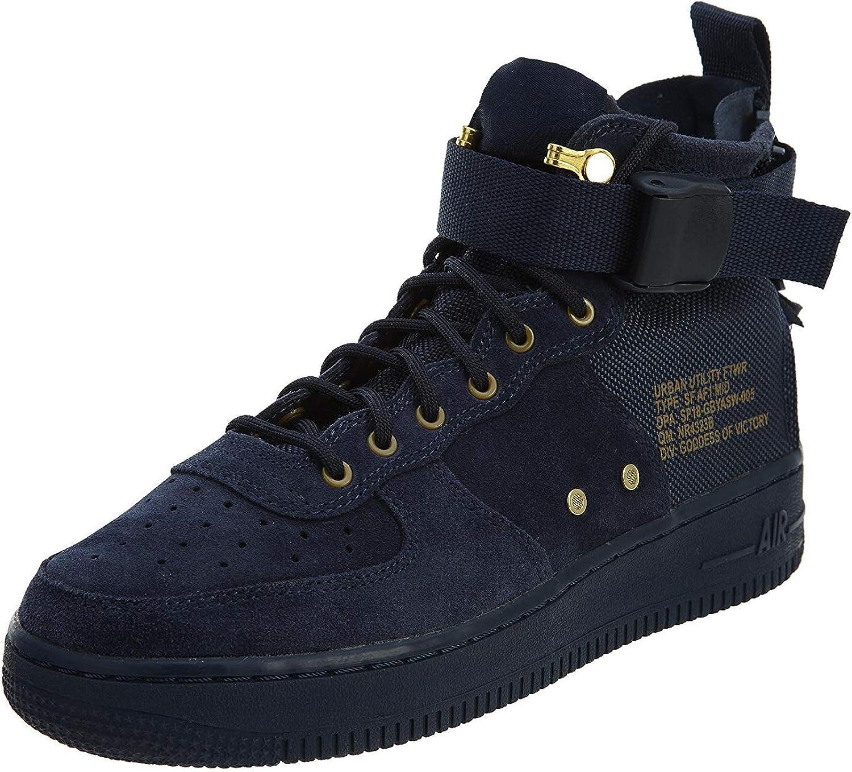 Nike Big Kids Sf Af1 Mid AJ0424-401