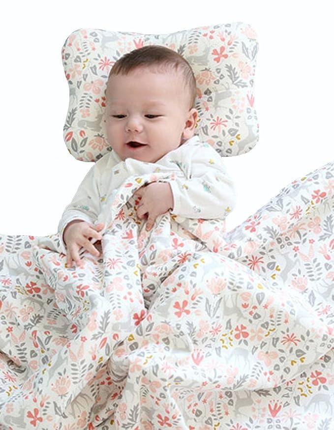 Amazon.com: Cojín para bebé para recién nacido, transpirable ...