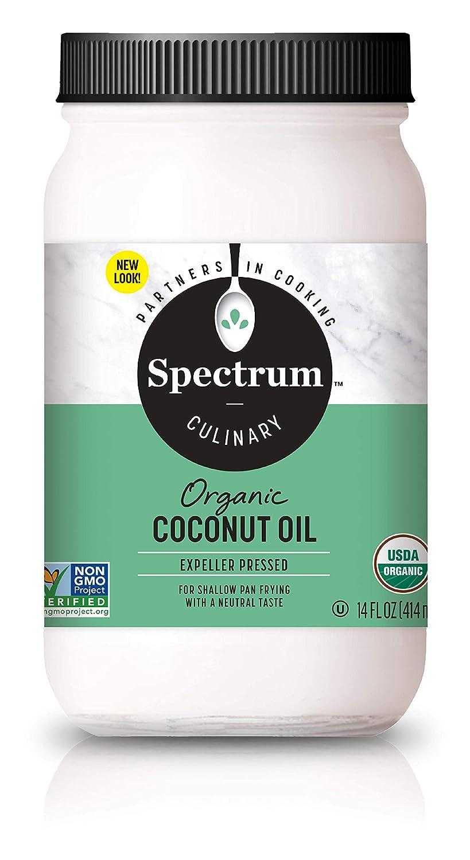 Spectrum Naturals Organic Coconut Oil, 14 Oz