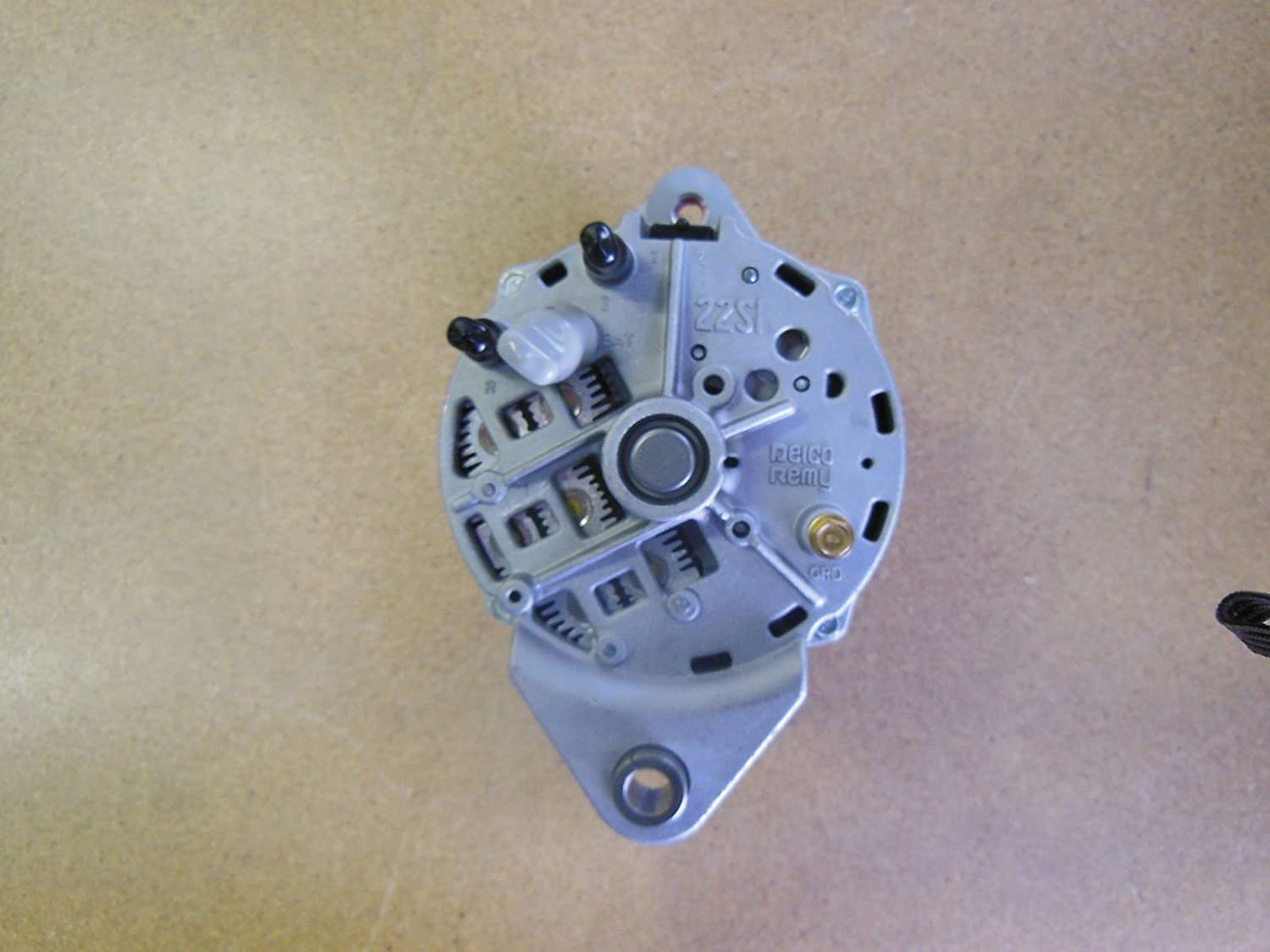 Original New Delco Remy 22si Heavy Duty Alternator Truck How To Wire A Ac 10 19020310 150 Amp 22 Si Automotive