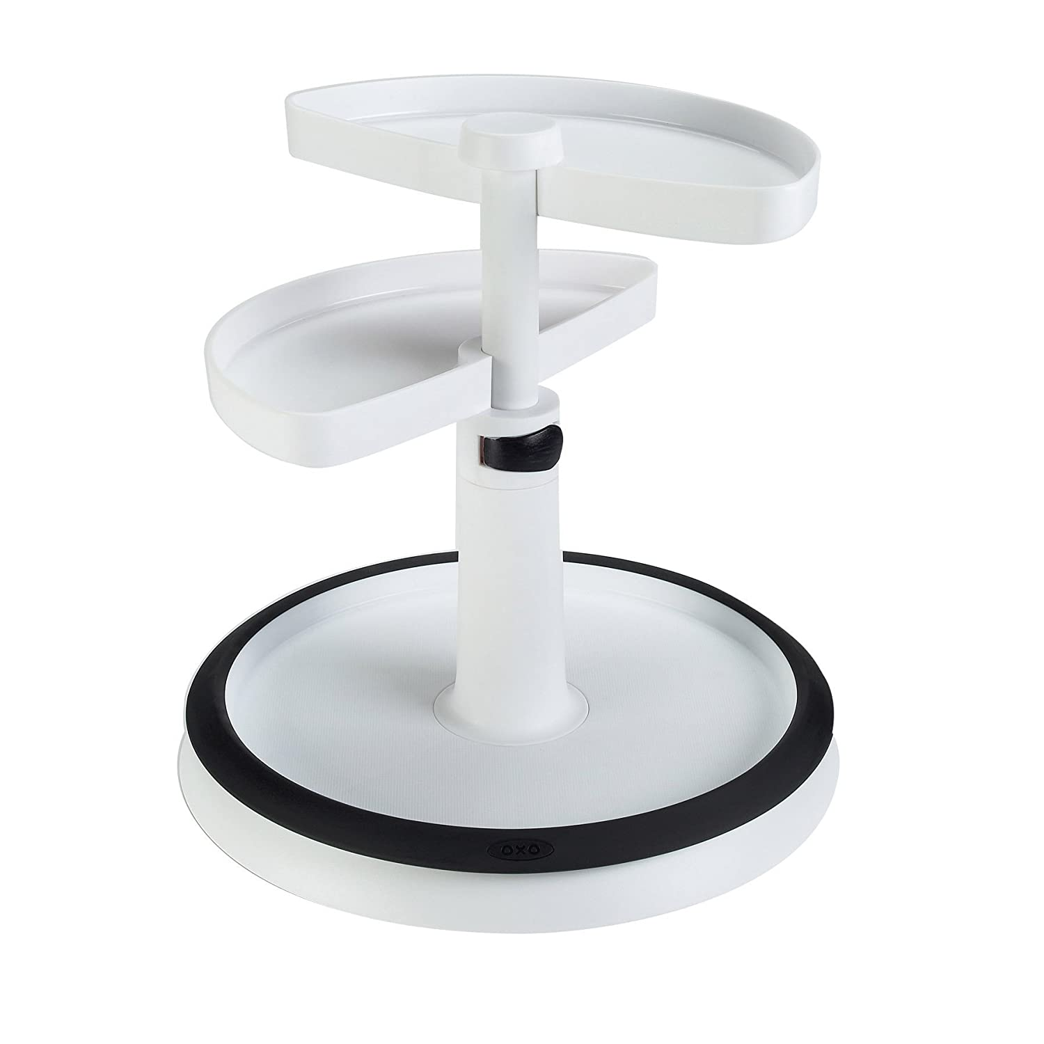 Amazon.com   OXO Good Grips 2 Tier Adjustable Turntable With Divided Top  Tier   Oxo Spice