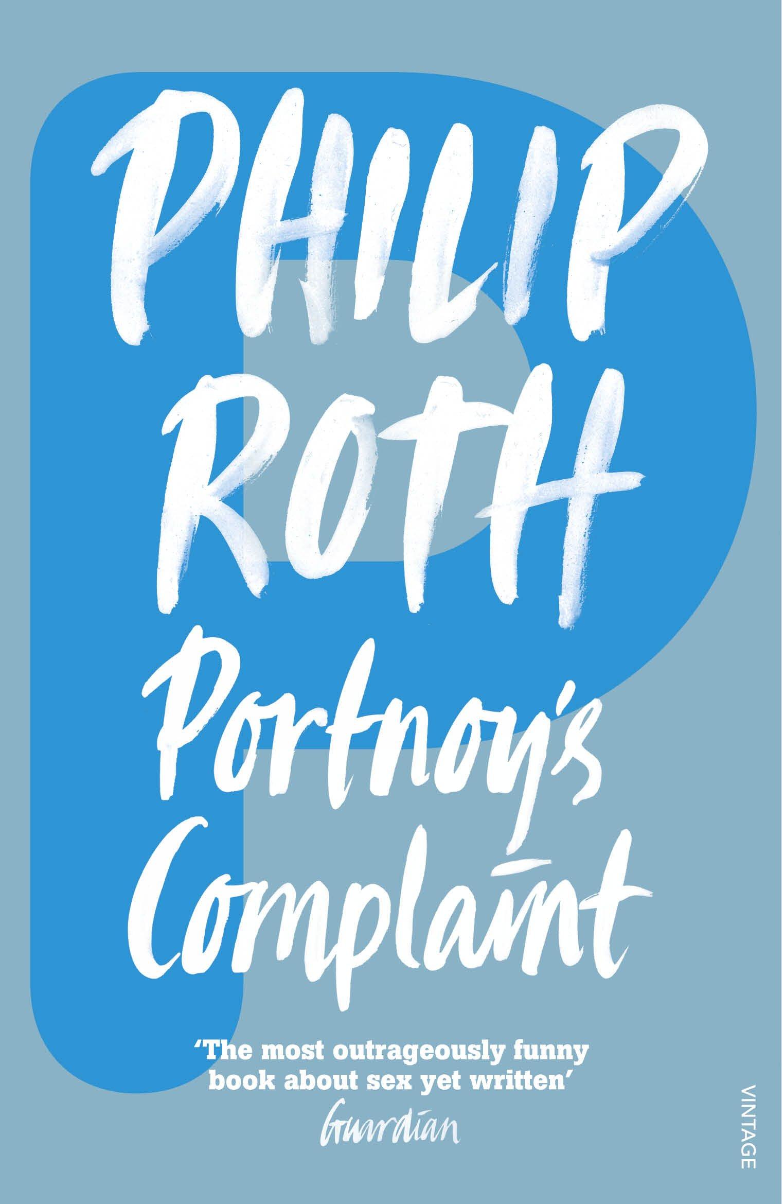 Portnoy\'s Complaint (Vintage Blue): Amazon.de: Philip Roth ...