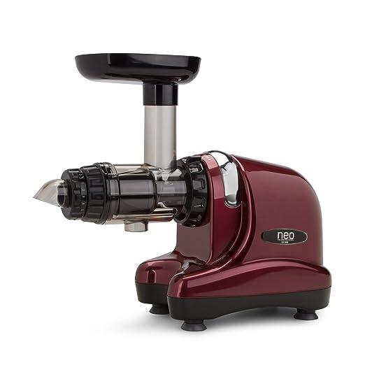 Extractor de zumos Oscar Neo DA 1000 - Tecnología Cold Press Slow juicer. Zumo Vivo 48h. Material libre de BPA. ¡Exprime hasta hierba de trigo!