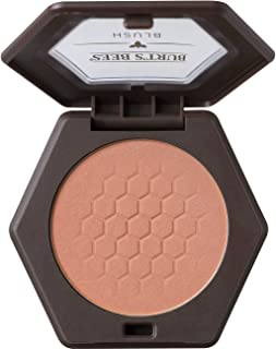 product image for Burt's Bees 100% Natural Blush with Vitamin E, Bare Peach, 0.19 oz