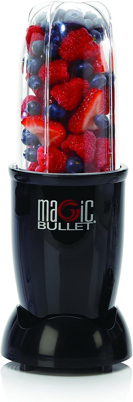 NutriBullet Licuadora Magic Bullet 0, 57 l; 200 W; Color Plateado ...