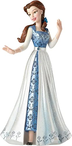 Couture de Force Disney Princess Belle Beauty and The Beast Figurine 4055793 New