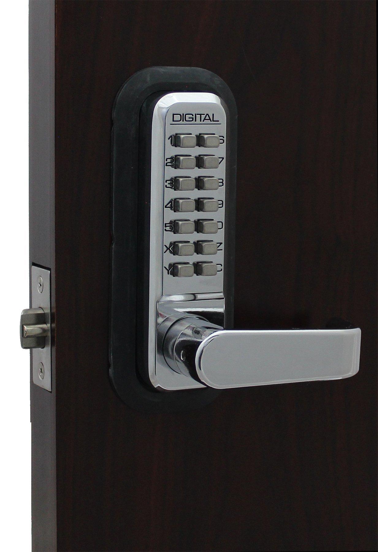 2835BC Mechanical, Keyless Lever Lock