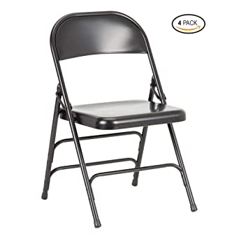 Amazon.com: Norwood Commercial Furniture NOR-FEI592-BK-SO ...