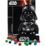 Star Wars Darth Vader Mini Gumball Machine Candy Dispenser Toy Lights and Sounds