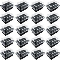 Kicode 20Pack Professional 12 Seed Tray Cavity Insert