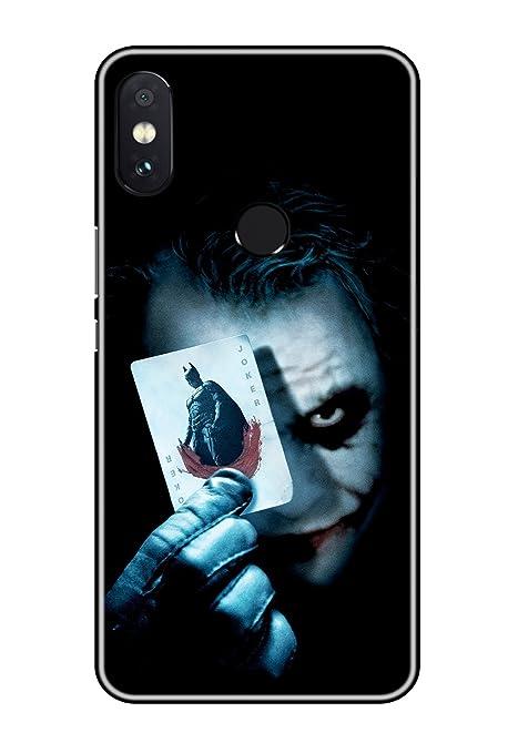 ffce4c17bd9 Hupshy Mi Redmi Y2 Cover Mi Redmi Y2 Back Cover  Amazon.in  Electronics
