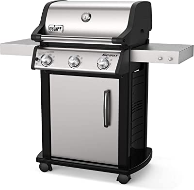 Weber 46502001 Spirit S-315 LP Gas Grill