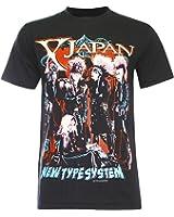 (パラス)PALLAS X Japan Japanese Heavy Metal T-Shirt (NS048)