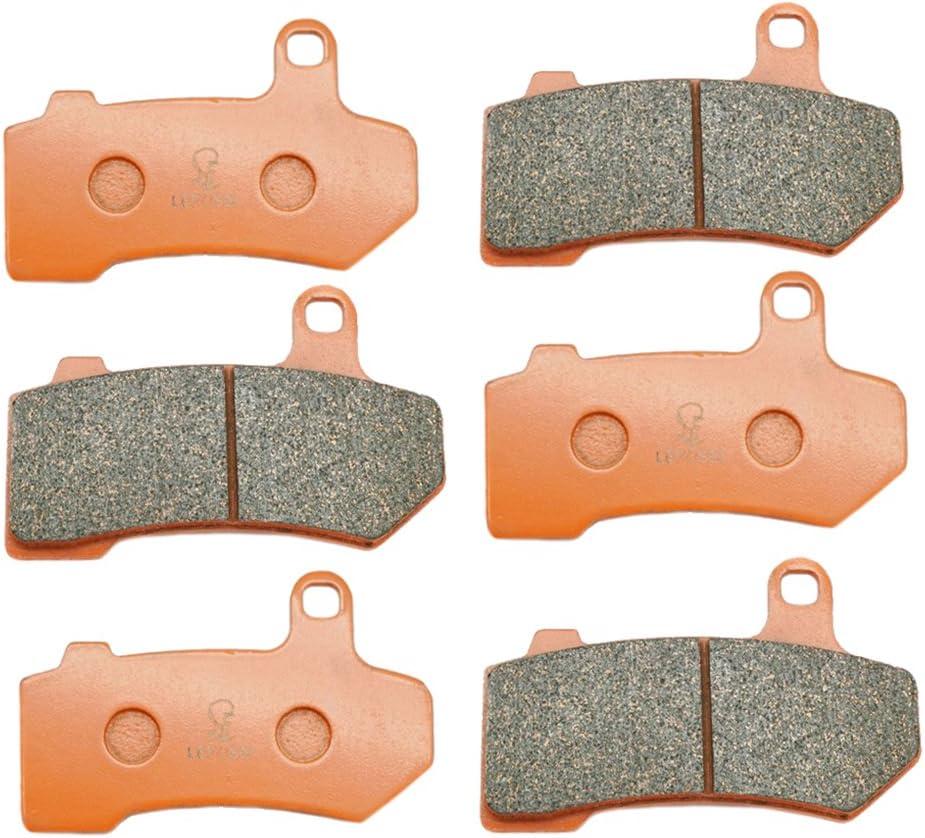 Best carbon fiber brake pads for Harley Davidson online
