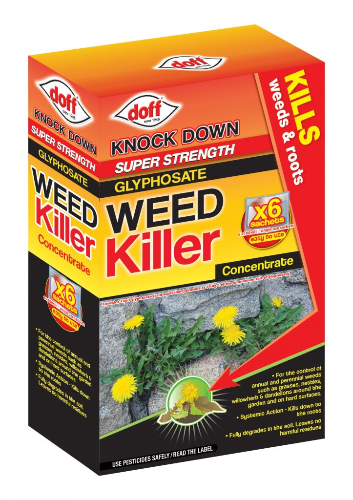 Doff DOFFY006 Weed Killers