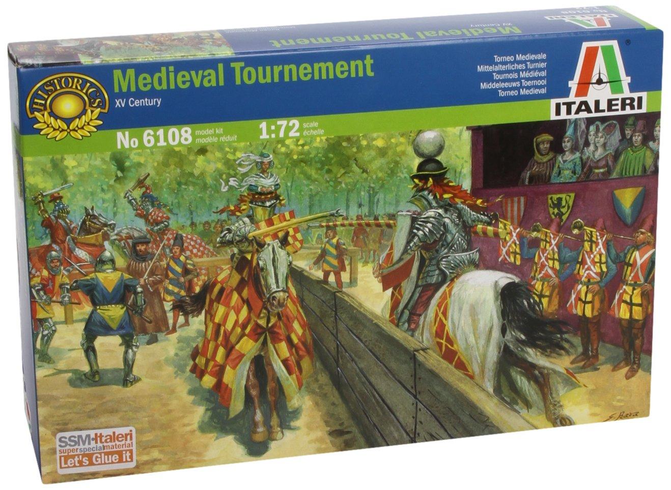 Italeri 6108S 6108S 6108S - Medieval Tournement 46c4eb